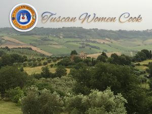 Tuscan Women Cook